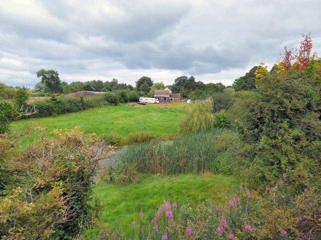 Cresswellford Farm