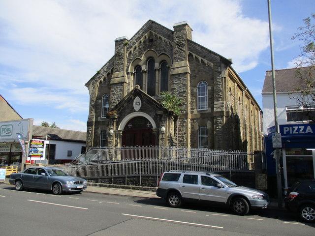 Brunswick Methodist Church