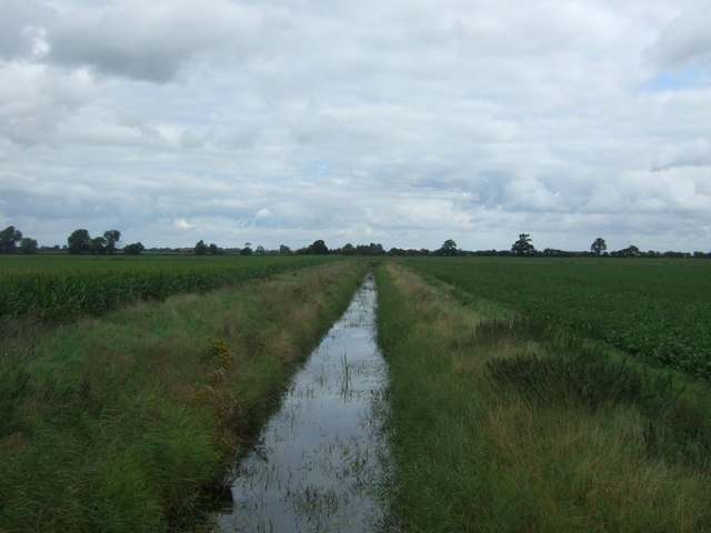 Drain near Boot's Farm