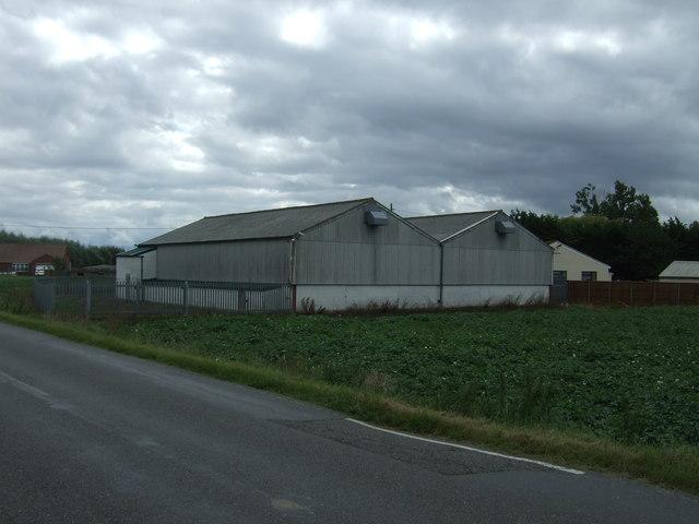 Farm buildings, Manea