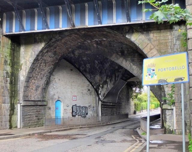 Gateway to Portobello