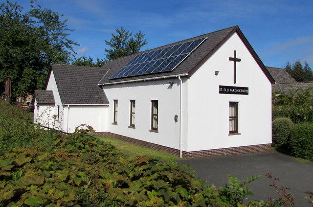 St Elli Parish Centre, Gilwern