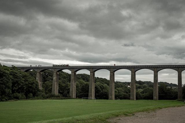 Pontcysyllte Aqueduct, Llangollen Canal