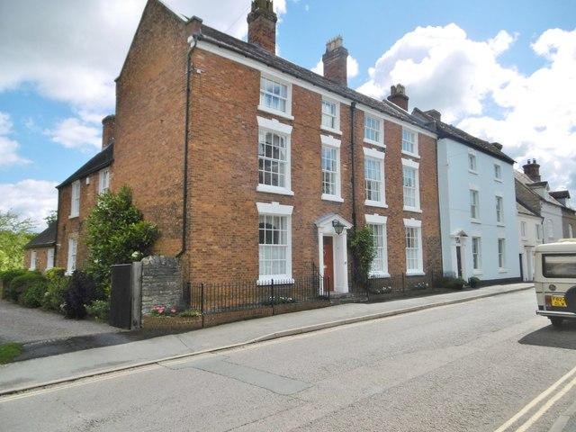 Much Wenlock, Barrow Street