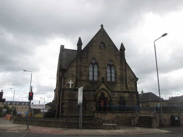 Christ Church, Hipperholme