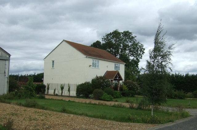 House on Fodder Fen Road