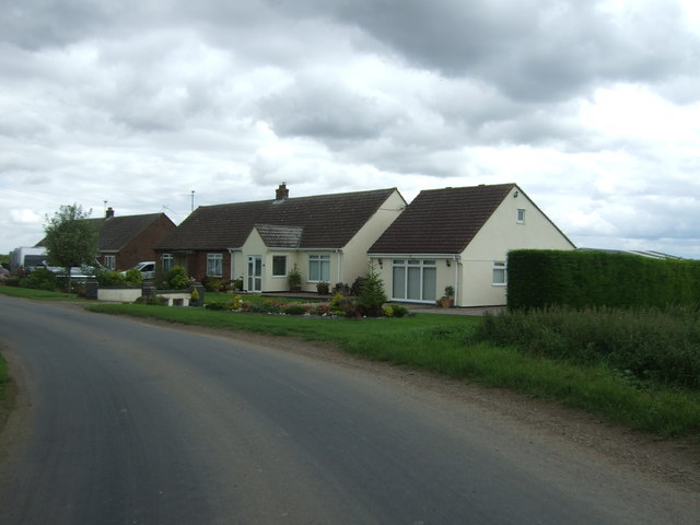 Houses on Day's Lode Road