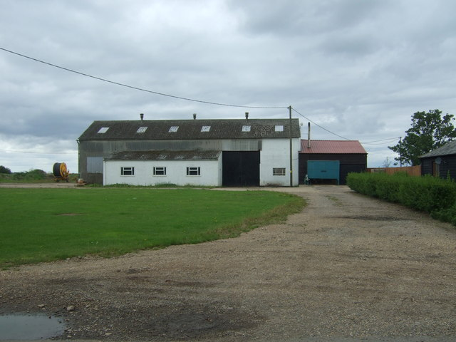 Farm buildings, Wateringhill Farm