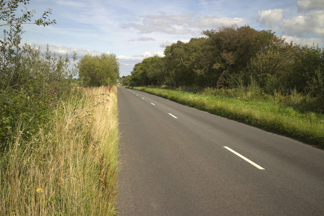 Menwith Hill Road