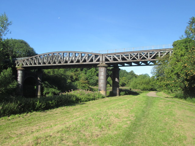 Bridge over the River Don east of Sprotbrough