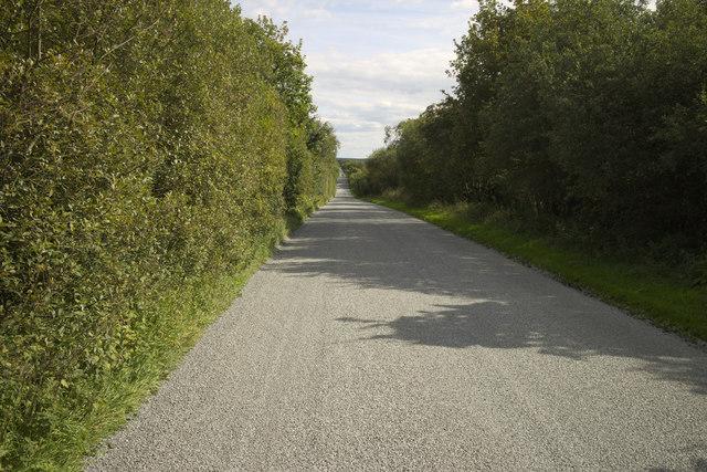 Slack Lane or Cold Cotes Road