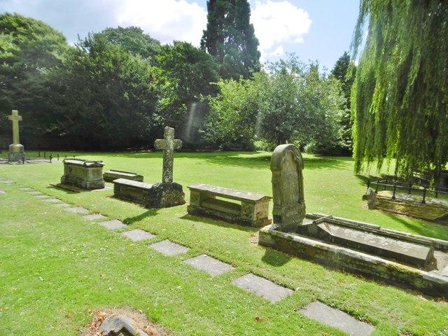 Much Wenlock, Church Green