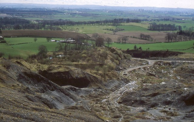 Tributary of the Queenzie Burn