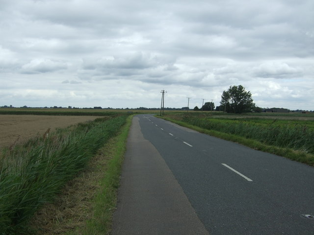 Fifty Road (B1093)