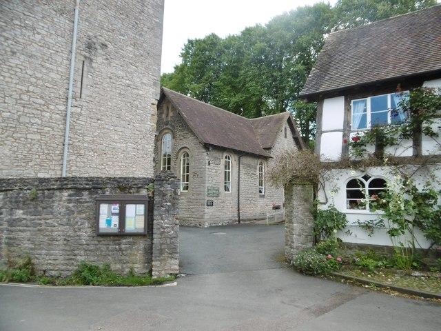 Much Wenlock, Priory Hall