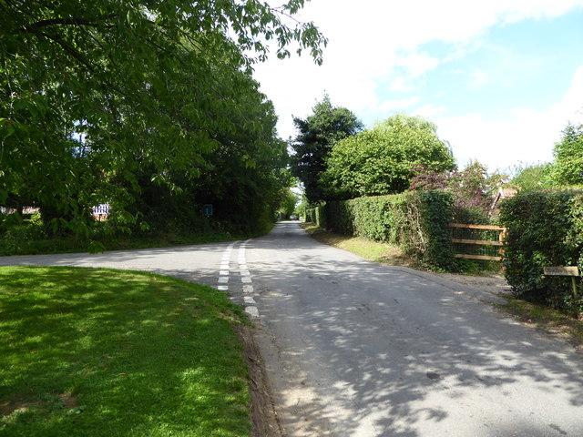Mutton Lane, Brandeston