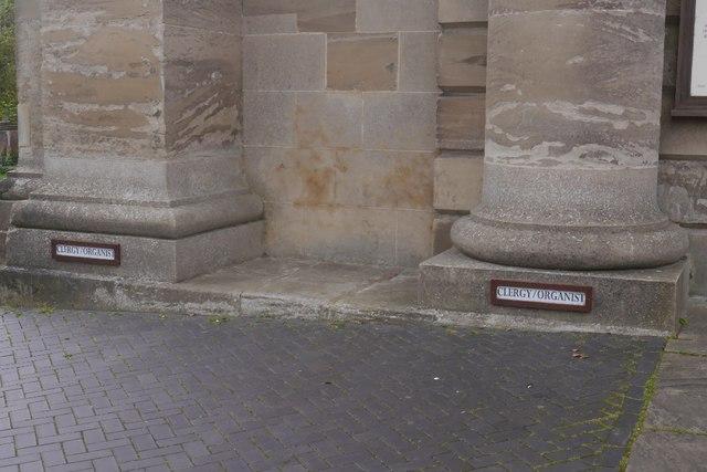 Parking, St Mary Magdalene, Bridgnorth