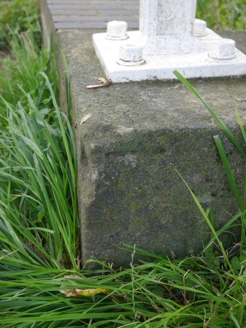 Cut Mark: Horncastle, Low Toynton Road, Bridge