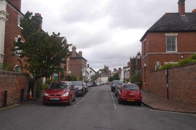 East Castle Street, Bridgnorth