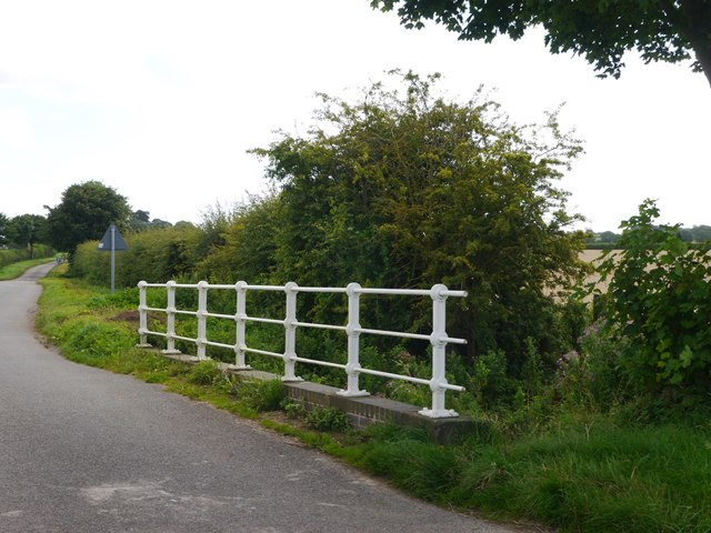 Horncastle, Low Toynton Road, Bridge