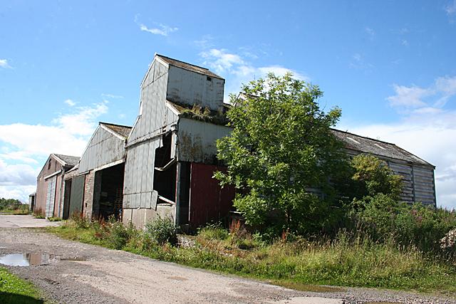 Barns at Border
