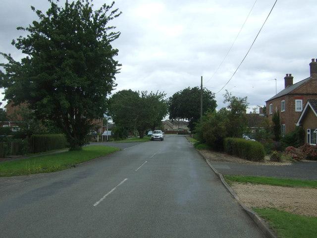Wisbech Road, Manea