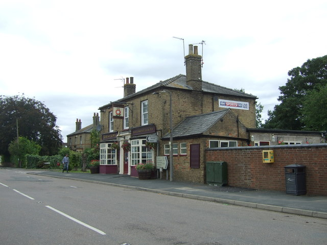 The Rose and Crown, Manea