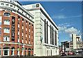 J3474 : St Anne's Square car park, Belfast (August 2017) by Albert Bridge
