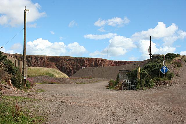 Boysack Quarry