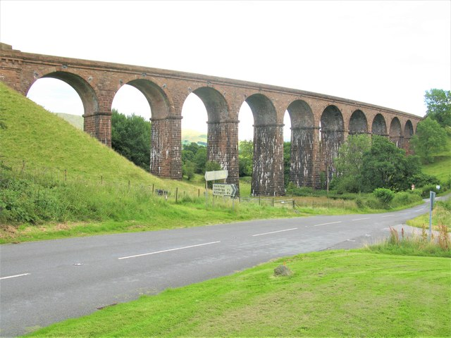 Lowgill Viaduct, Firbank, Cumbria