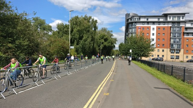 The 2017 Leicester HSBC UK City Ride