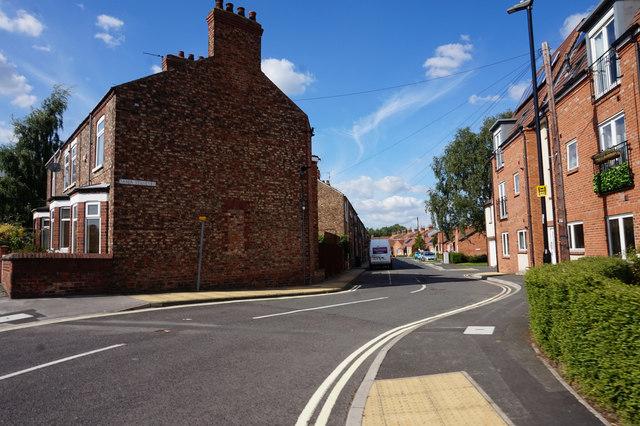Faber Street, York