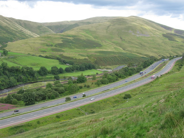 M6  in the Upper Lune Valley