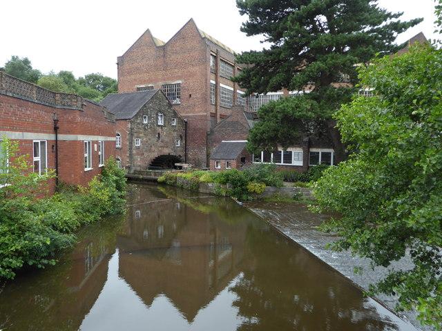 Brindley Mill, Leek