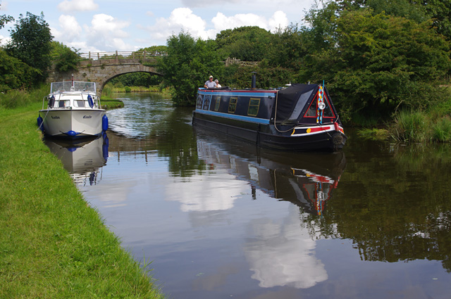 Lancaster Canal, Cabus