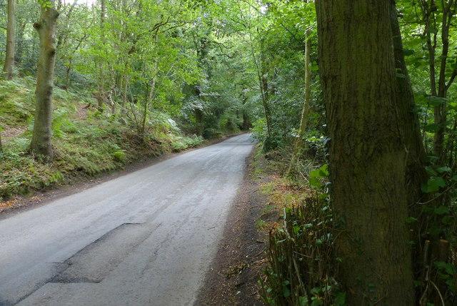 Land and woodland near the Wrekin