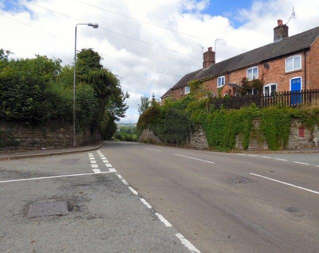 Buxton Road