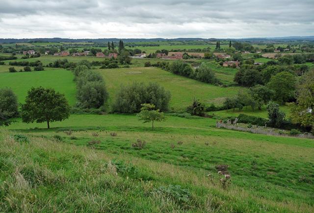 View from Burrow Mump (1)