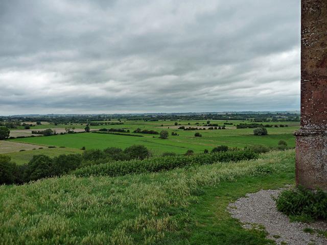 View from Burrow Mump (2)
