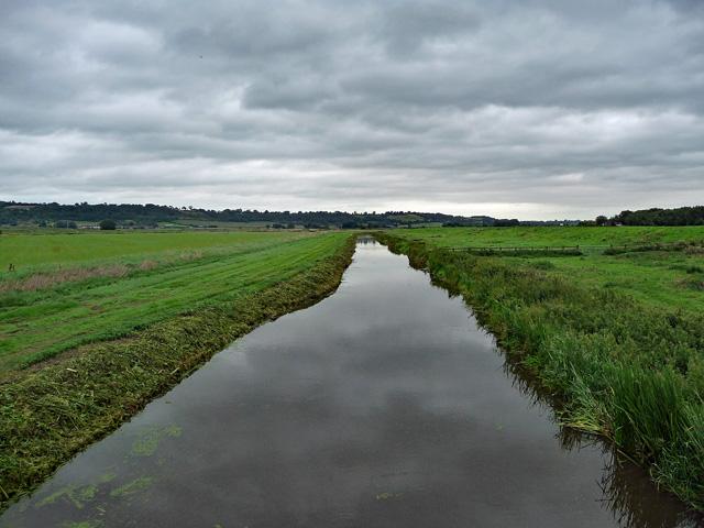 Sowy River near Oath