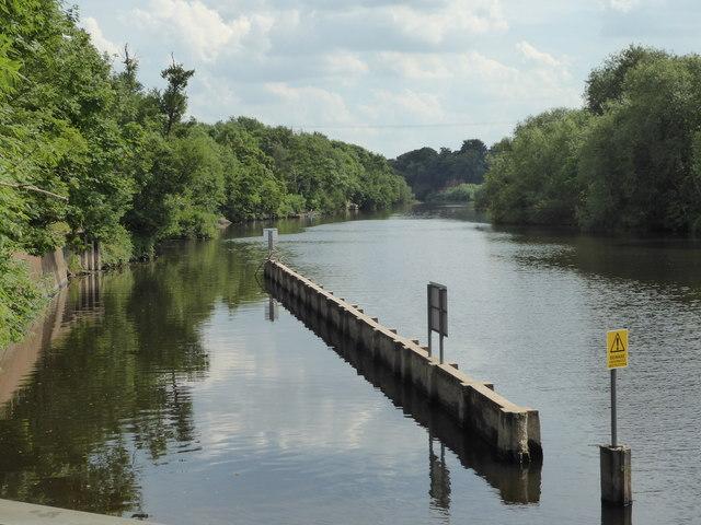 River Severn - Stourport