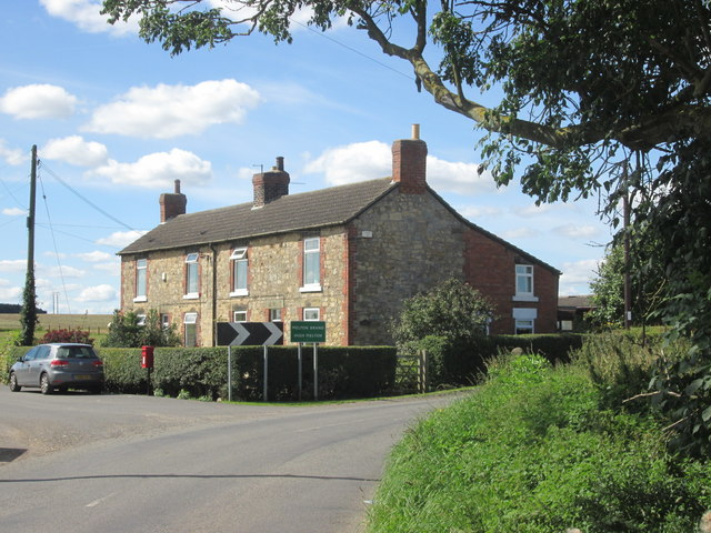 Sunny Croft Farm beside Sheep Lane