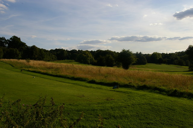 Golf course, High Elms