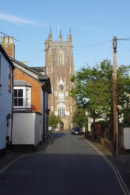 Church Street, Cullompton