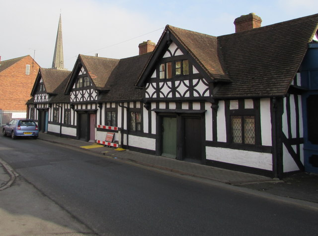 Aubrey's Almshouses, Berrington Street, Hereford