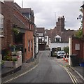SO7193 : Moat Street, Bridgnorth : Week 32