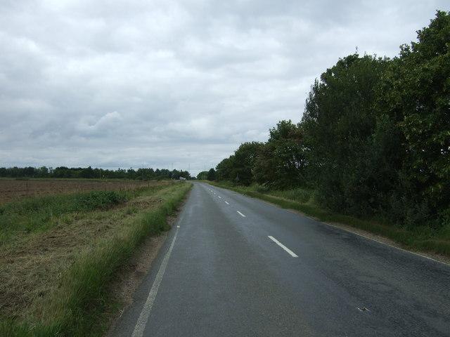 New Road (B1098)