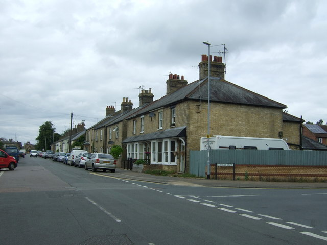 Houses on New Road, Chatteris