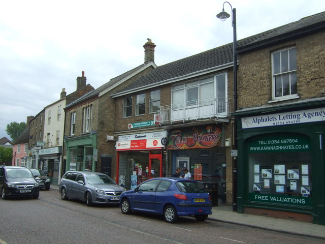 Chatteris Post Office
