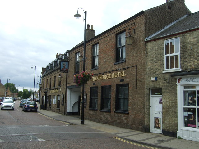 The George Hotel, Chatteris